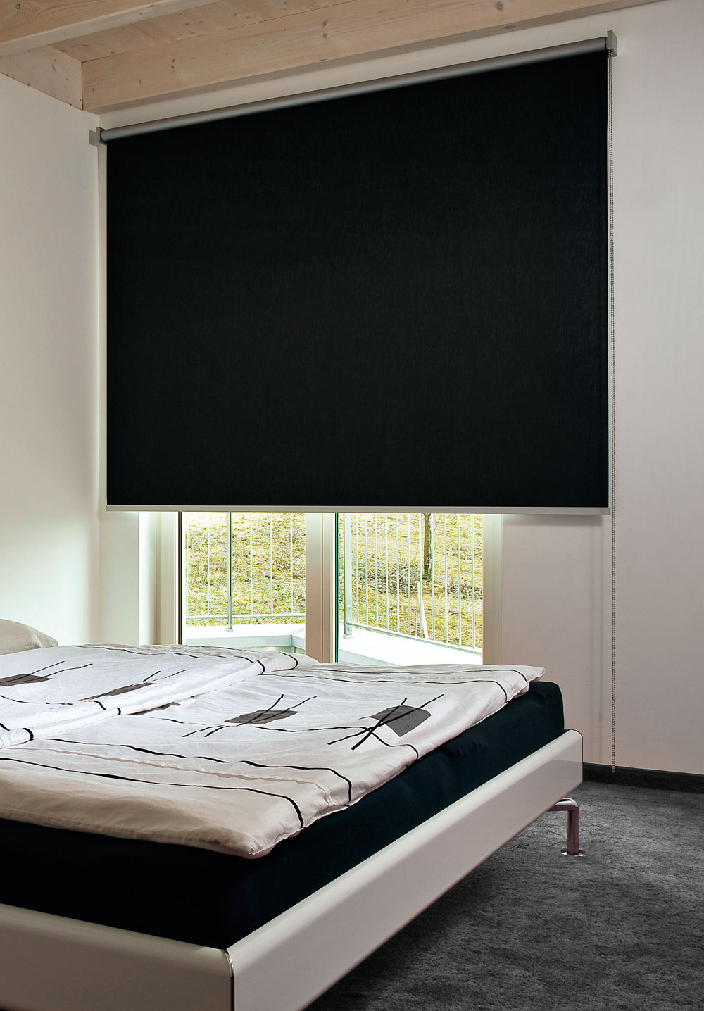 clauss markisen projekt gmbh basic mit abdeckung. Black Bedroom Furniture Sets. Home Design Ideas